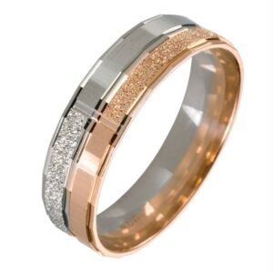 Кольцо обручальное декоративное (золото 585 пробы)